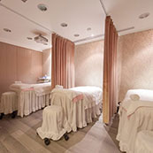 Body and facial beautification area, providing you considerate beauty services and confidentiality.