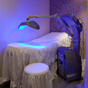 Post-Laser skin repair room, to make your skin recover from Laser treatment quickly and smoothly.
